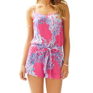 Lilly Pulitzer Deanna Romper
